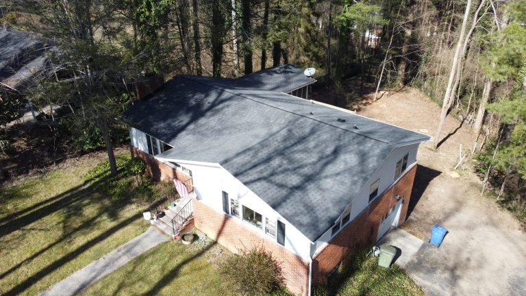 Atlas Pinnacle Pristine Pewter Roof Replacement
