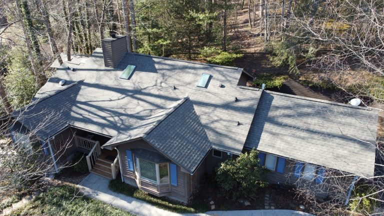 Atlas Pinnacle Pristine Weathered Wood Roof Replacment