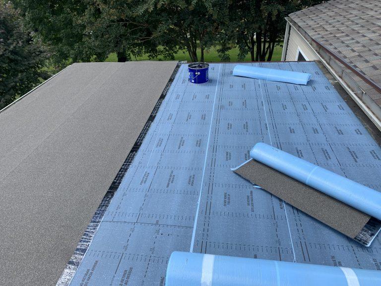 Flat Roof Installation In Flat Rock NC
