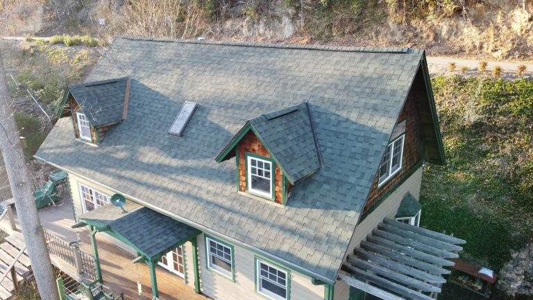 IKO Dynasty Green Roof Replacement