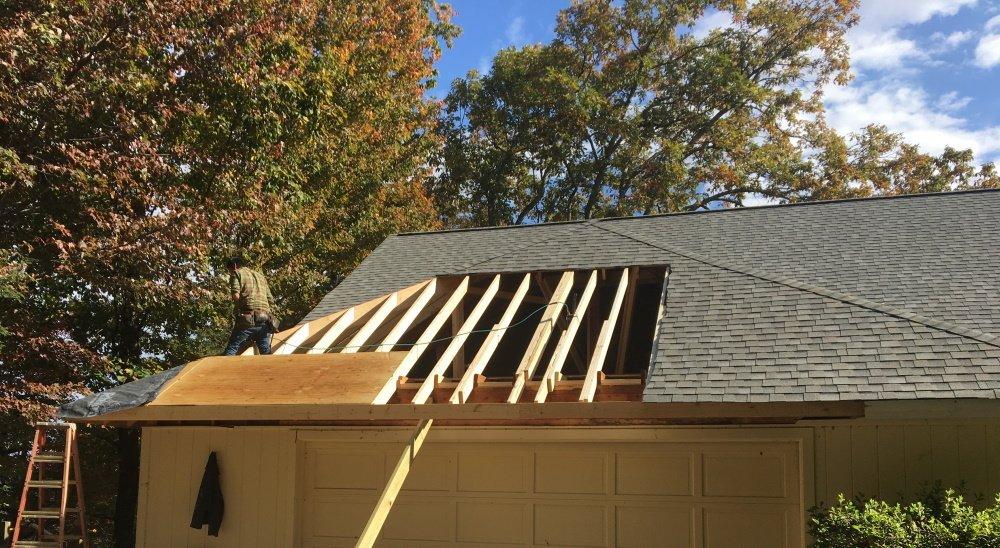 Roof Repair In Hendersonville NC