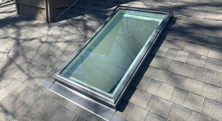 Deck Mounted Fixed Skylight