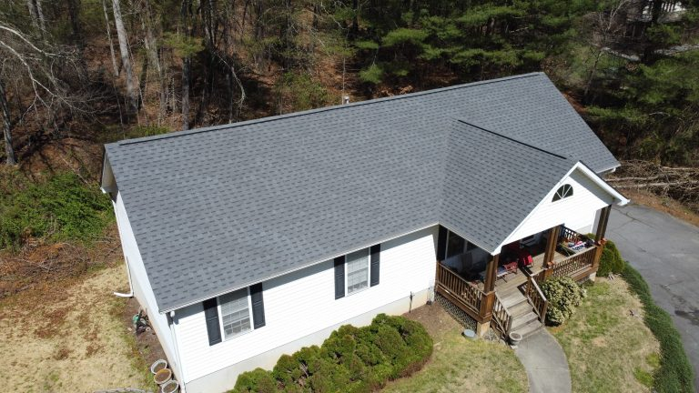Atlas Pinnacle Pristine Pewter Roof Replacement