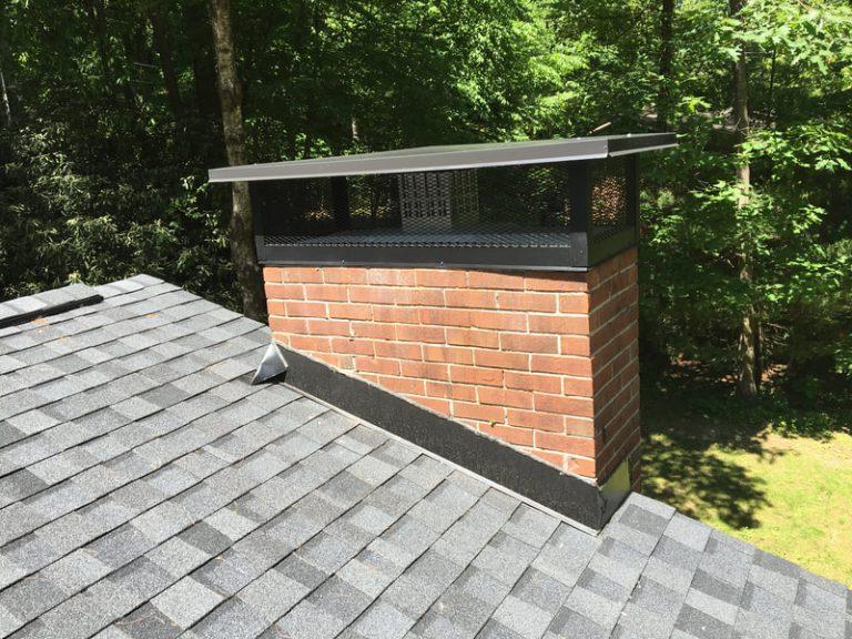 New Chimney Cap