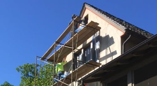 Stucco Installation In Hendersonville NC